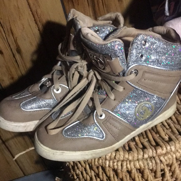 Baby Phat Shoes   Baby Phat High Tops